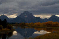 OxBow in the Tetons